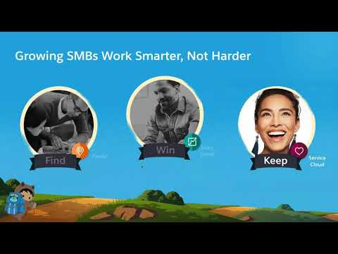 Salesforce FWK (Find/Win/Keep) Webinar