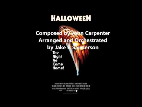 Halloween: Main Theme | FOR FULL ORCHESTRA