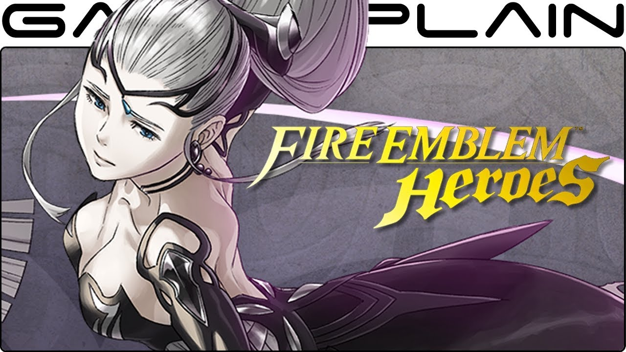 Fire Emblem Heroes Hawtai: New Book III & Gameplay Details