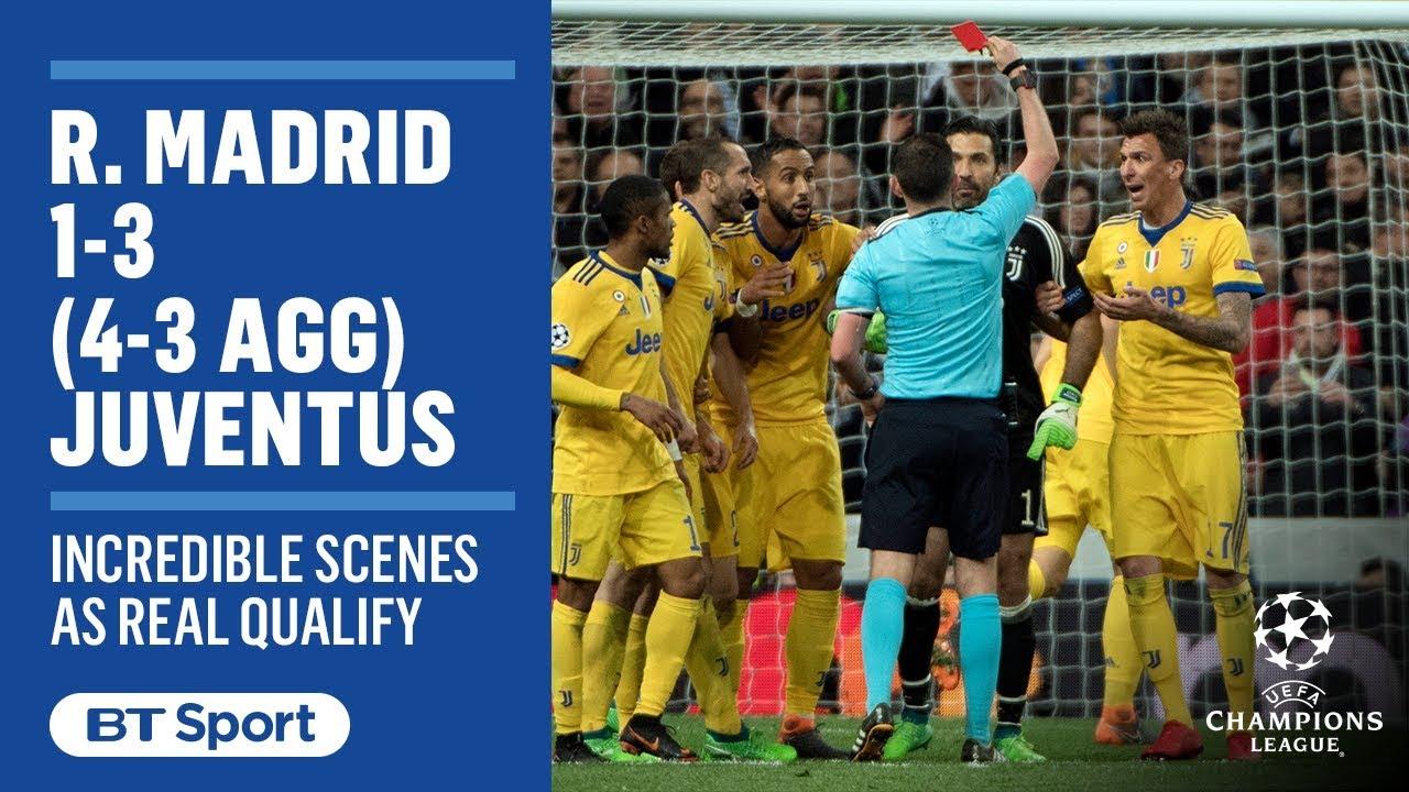 JUVENTUS VS REAL MADRID 1-3 HIGHLIGHTS …