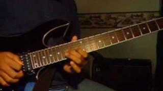 Curve Cover - John Petrucci
