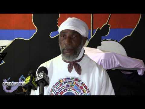 Gershwyn Smith Press Conference Dec 7 2012
