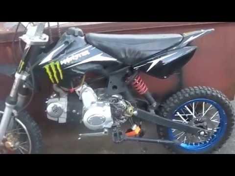 $80 SSR Pit Bike, Monster Pit Bike Craigslist Deal,