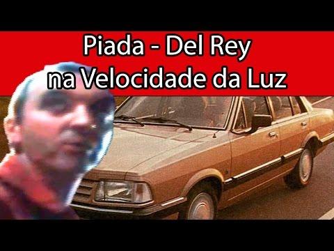 Piada - Del Rey Podando a Velocidade da Luz | Del Rey Joke [Eng Sub]