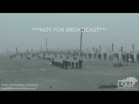 10-10-2018 Panama City Beach, FL - Hurricane Michael Destroys Legendary Marina.mp4
