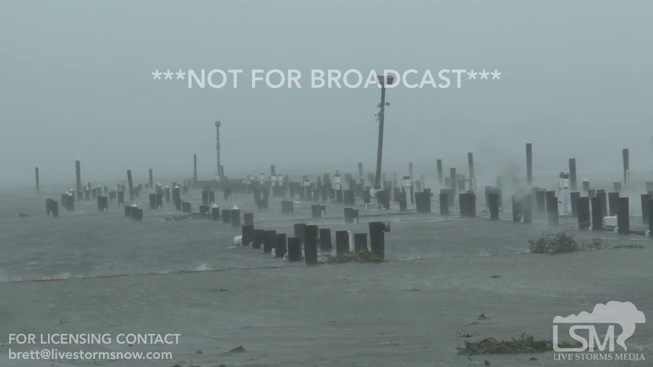10 2018 Panama City Beach Fl Hurricane Michael Destroys Legendary Marina Mp4