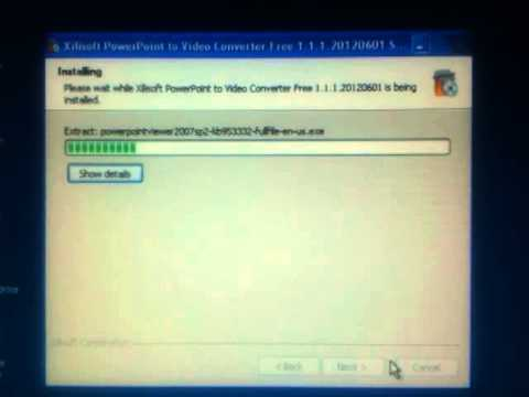 Powerpoint To Video Converter Free Install