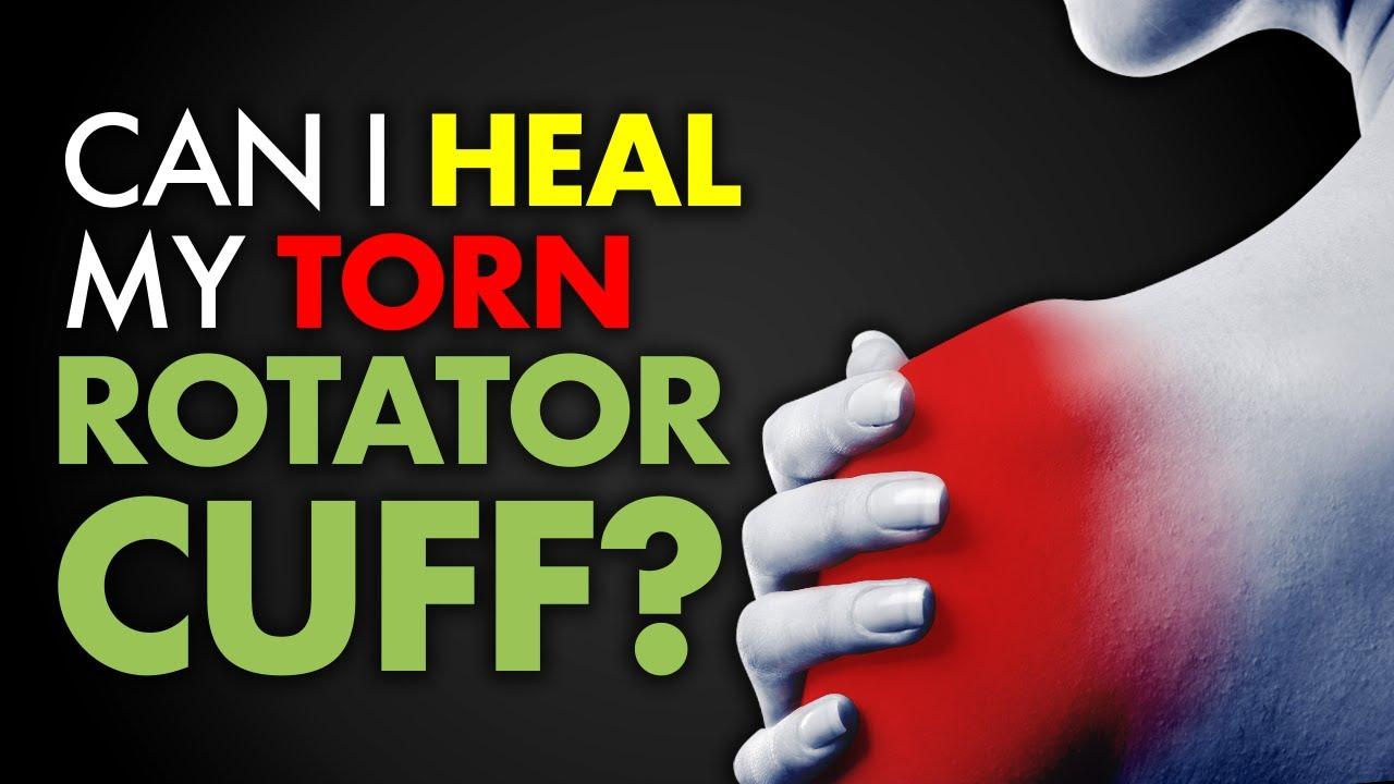 Will Rotator Cuff Heal Itself