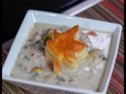 Jeff Chef Has The Perfect Recipe For Leftovers: Slow Cooker Turkey Pot Pie Soup