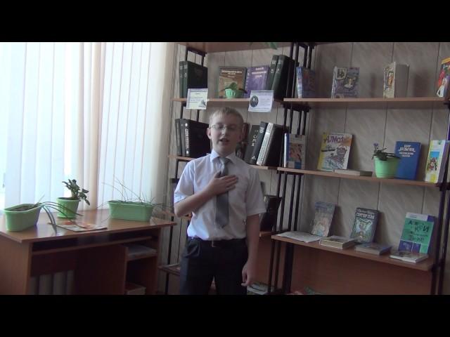 Изображение предпросмотра прочтения – ДанилАкимов читает произведение «Словечки-калечки» С.В.Михалкова