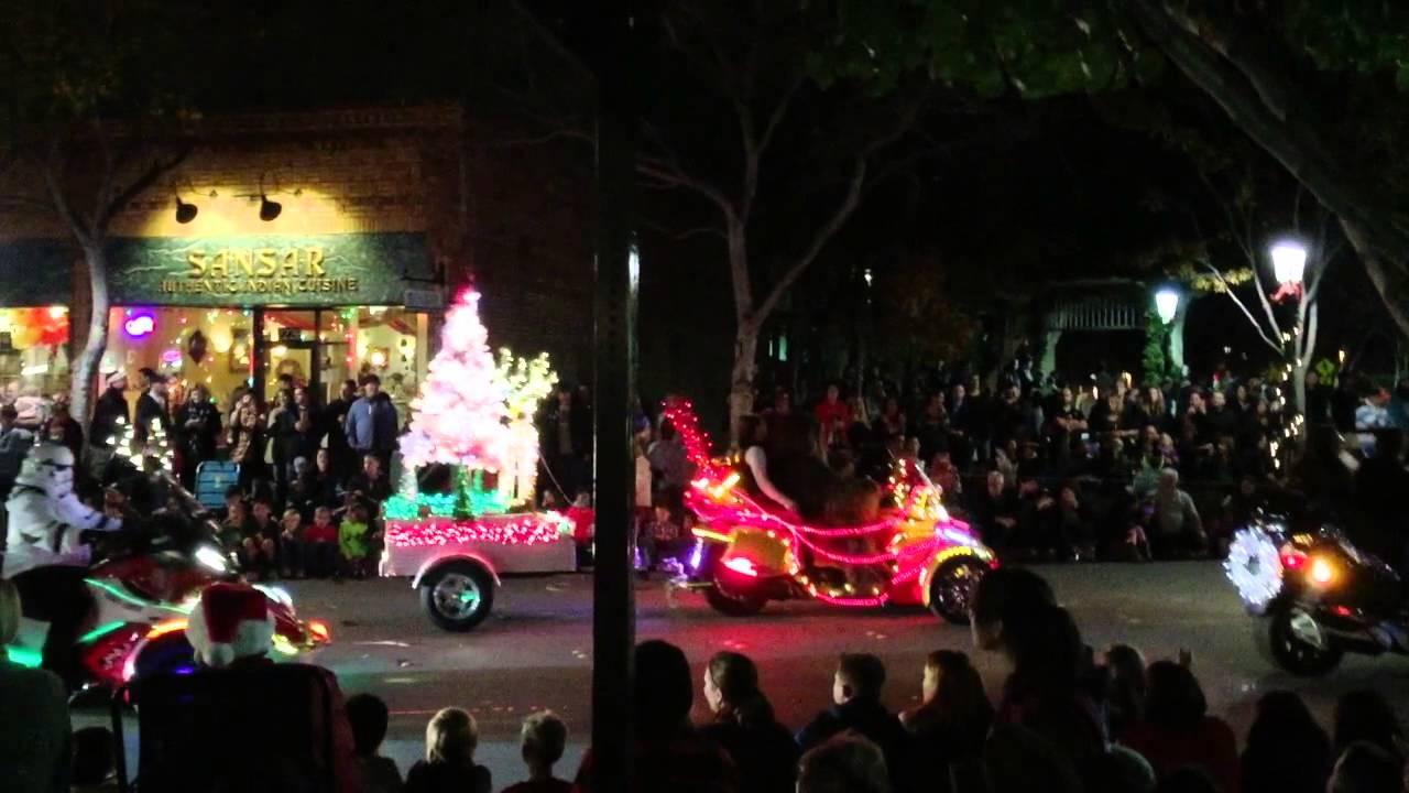 Livermore Christmas Parade 2021 Livermore Christmas Parade December 6 2014 Youtube