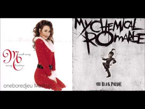 Welcome To The Christmas Parade  Mariah Carey vs My Chemical Romance Mashup