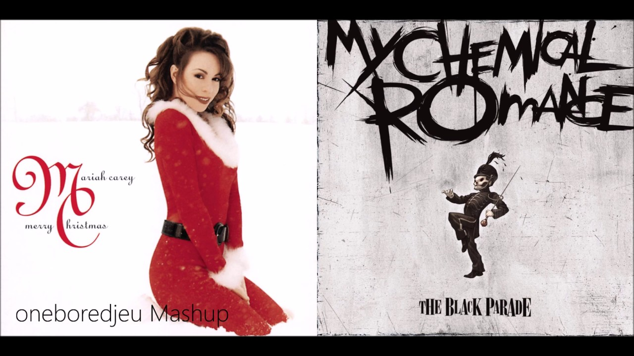 Welcome To The Christmas Parade - Mariah Carey vs. My Chemical ...