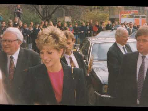 Photos : Princess Lady Diana Spencer @ Lille / France 15 november 1992 / novembre / Di