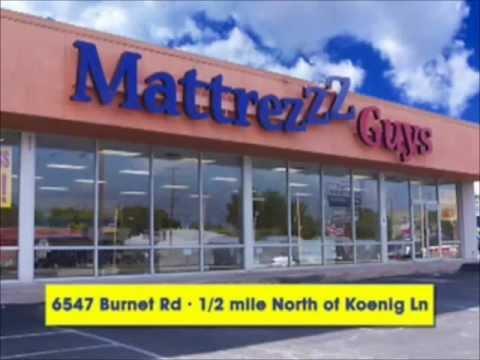 Mattrezzz Guys Mattresses Furniture Futons Austin Tx