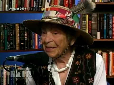 Doris Granny D Haddock (1910-2010): Remembering Legendary Campaign Finance Reform Activist