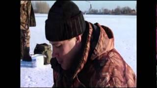 Рибалка в Астрахані Зимовий рибальський турнір 19 02 11