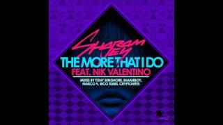 Sharam Jey ft Nik Valentino - The More That I Do (Album Version)