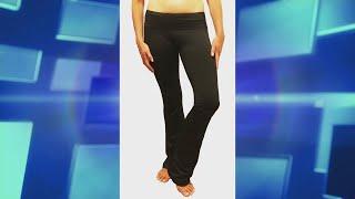 Yoga Pants Designed for Sex?!