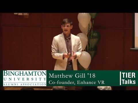 TIER Talks: Matthew Gill '18