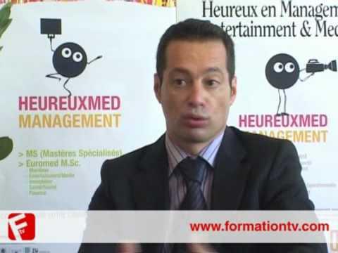 EUROMED Master of Science Maritime Transport International et Logistique