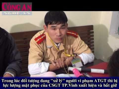 Video: Bắt kẻ giả danh CSGT để trục lợi