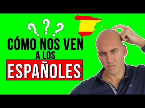 Cómo Nos Ven A Los Españoles Fuera De España