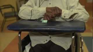 nursing home resident reacts to lil b s music
