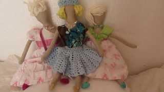 Кукла Тильда. Как пошить куклу Тильду
