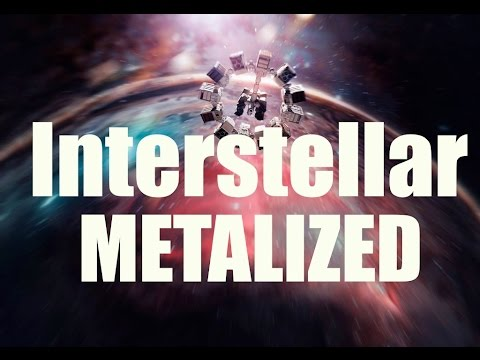 No Time for Caution (Docking Scene from Interstellar) - Metal Version || Artificial Fear