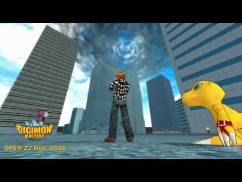 CGR Trailers - DIGIMON MASTERS ONLINE 60 Second Official Trailer
