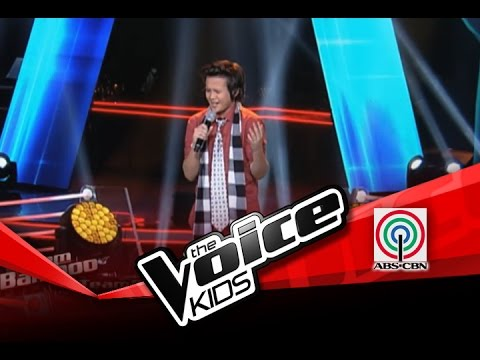 """The Voice Kids Philippines Sing Offs """"Stay"""" by Juan Karlos"""