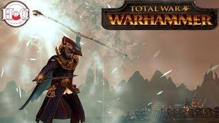Celestial Wizard - Total War Warhammer Online Battle 331