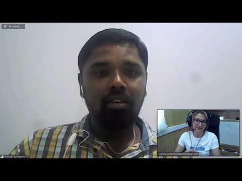 Shankar Ramasamy | SmartBear Community Interview