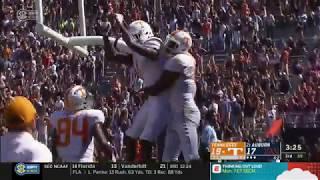 Tennessee Football | TENNvsAUB Highlights