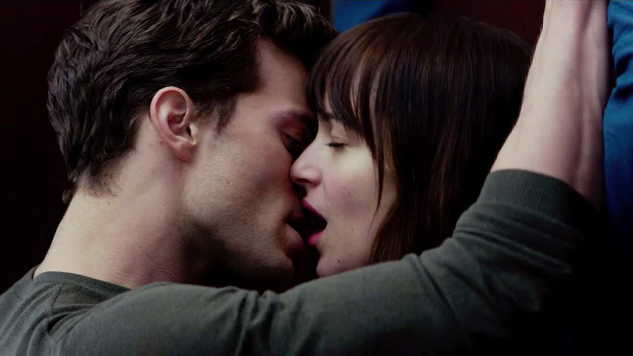 sexiest moments from fifty shades of grey trailer