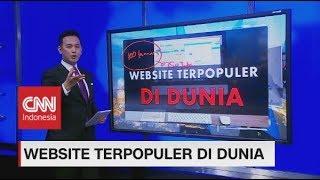 Ini Nih 7 Website Terpopuler di Dunia