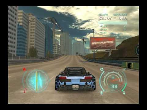 Need For Speed Undercover Race Lamborghini Gallardo