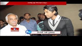 Tollywood Producer KC Sekhar Babu Dies Of Heart Attack | Hyderabad | HMTV
