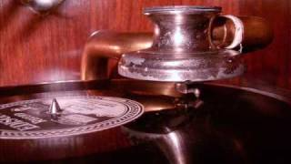 Edison DD Record on Victor 10-50 Orthophonic Victrola
