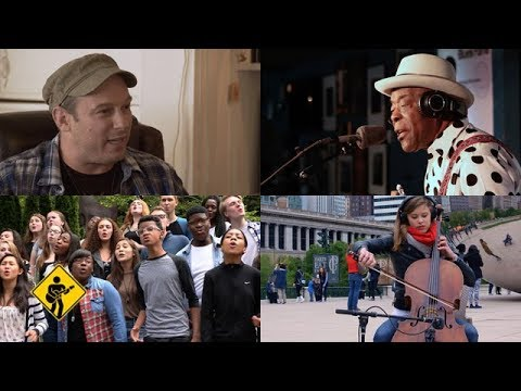 When the Music Comes to Life: Skin Deep | Playing For Change