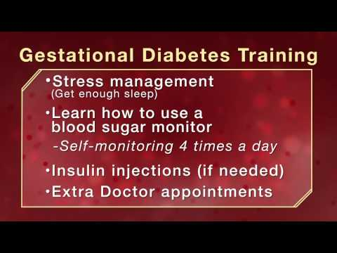 Dr. Scott Isaacs: Gestational Diabetes (WebMD)