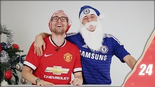 Merry Christmas And Fifa 15 Chili Challenge - Christmas In Unisport 2014 Episode 24