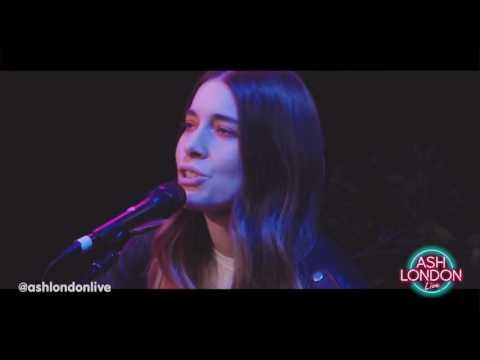 HAIM Perform Their Hit Single 'Want You Back' On Ash London LIVE!