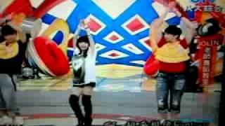 jolin舞蹈教室 美人計教學