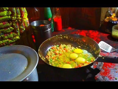 Indian Street Food | Egg Maggi in Kadma JAMSHEDPUR