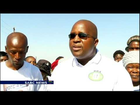 The leadership of BRA in Mpumalanga intensified its election campaign