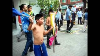 """#YoSoy132 marcha contra """"irregularidades"""" de la elección presidencial mexicana"""