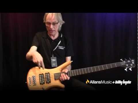 Warwick Corvette Double $$ Bass Guitar