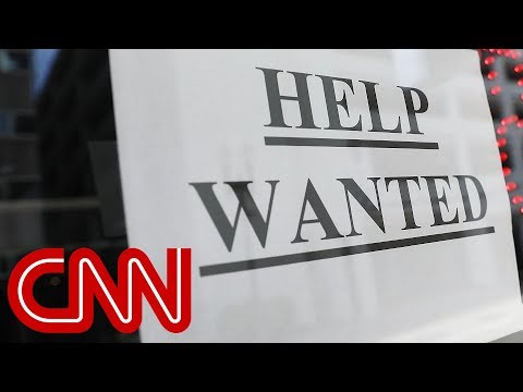 Unemployment rate falls to 3.9% as labor market strengthens